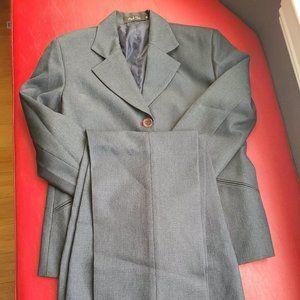 Dark blue 2 Piece Business suit